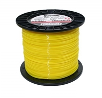 Oregon najlonska nit / flaks YELLOW ROUNDLINE 3,0mm 120m 90532E