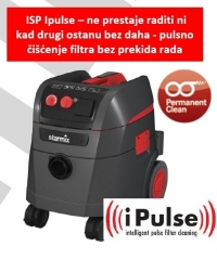 Starmix usisavač ISP iPulse L-1635 Basic 018539
