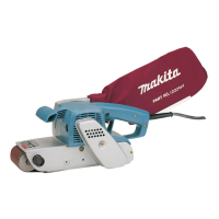 Makita tračna brusilica 9924DB