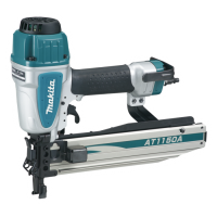 Makita spajalica AT1150A