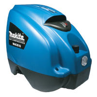 Makita kompresor MAC610