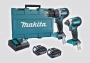 Makita akumulatorski set DLX2180X  MAG 2/2019
